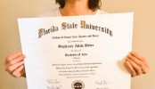 Florida State University graduate puts theatre degree up for sale on eBay
