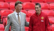 It is difficult to adapt to Louis Van Gaal: Angel Di Maria