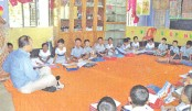 <p>AB Foundation spreading light of education</p>