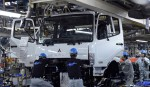 Japan factory output down in July as low China demand