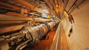 LHC smashes energy record with test collisions