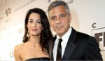 George and Amal enjoying 'quiet' life