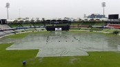 Heavy rain delays 2nd Day play of Mirpur Test