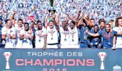 PSG ease past Lyon in Champions Trophy