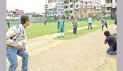 Mahmudullah and US Ambassador boost disable cricketers