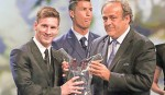Messi, Sasic voted UEFA's best players