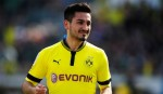 Gundogan signs new contract with Dortmund