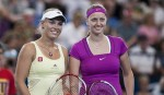 Wozniacki, Kvitova set New Haven semi showdown
