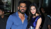 Suniel Shetty's special advice for daughter Athiya Shetty