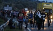 Austria says it and Germany will take refugees from Hungary