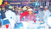 Omera Petroleum Limited (OPL) arranged an Iftar Mahfil
