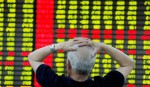 China pledges support after shares fall 8.5pc
