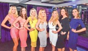 Miss Ireland 2015 contestants