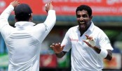 Incisive Prasad puts India under pressure