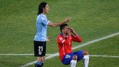 Cavani banned for three matches over Jara incident