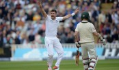 England in control after Anderson's six