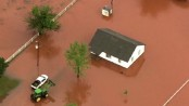 Texas and Oklahoma flooding: Three dead and several missing