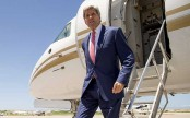 John Kerry arrives in Qatar to assure Gulf allies over Iran deal