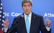 John Kerry sets off on Middle-East trip to Egypt, Doha
