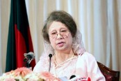 Khaleda demands early inclusive poll