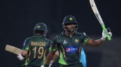 Pakistan beat Zimbabwe by 5 wickets