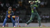Pakistan set 176 runs target for Sri Lanka
