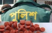 Cop held for 'selling Yaba' in Cox's Bazar