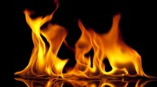 Jewellery shop gutted by fire in Gazipur