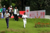 Siddikur tees off in Bashundhara Bangladesh open