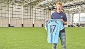 Man City finally get De Bruyne