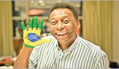 Pele may visit India again after 38 years!