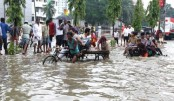 Sufferings mount for downpour in city