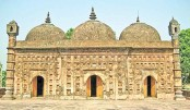 <p>Nayabad Mosque: A great Mughal architecture</p>