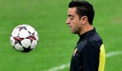 Xavi to leave Barcelona for Qatar at end of the season