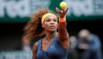 Serena Serena credits Graf influence for mental focus